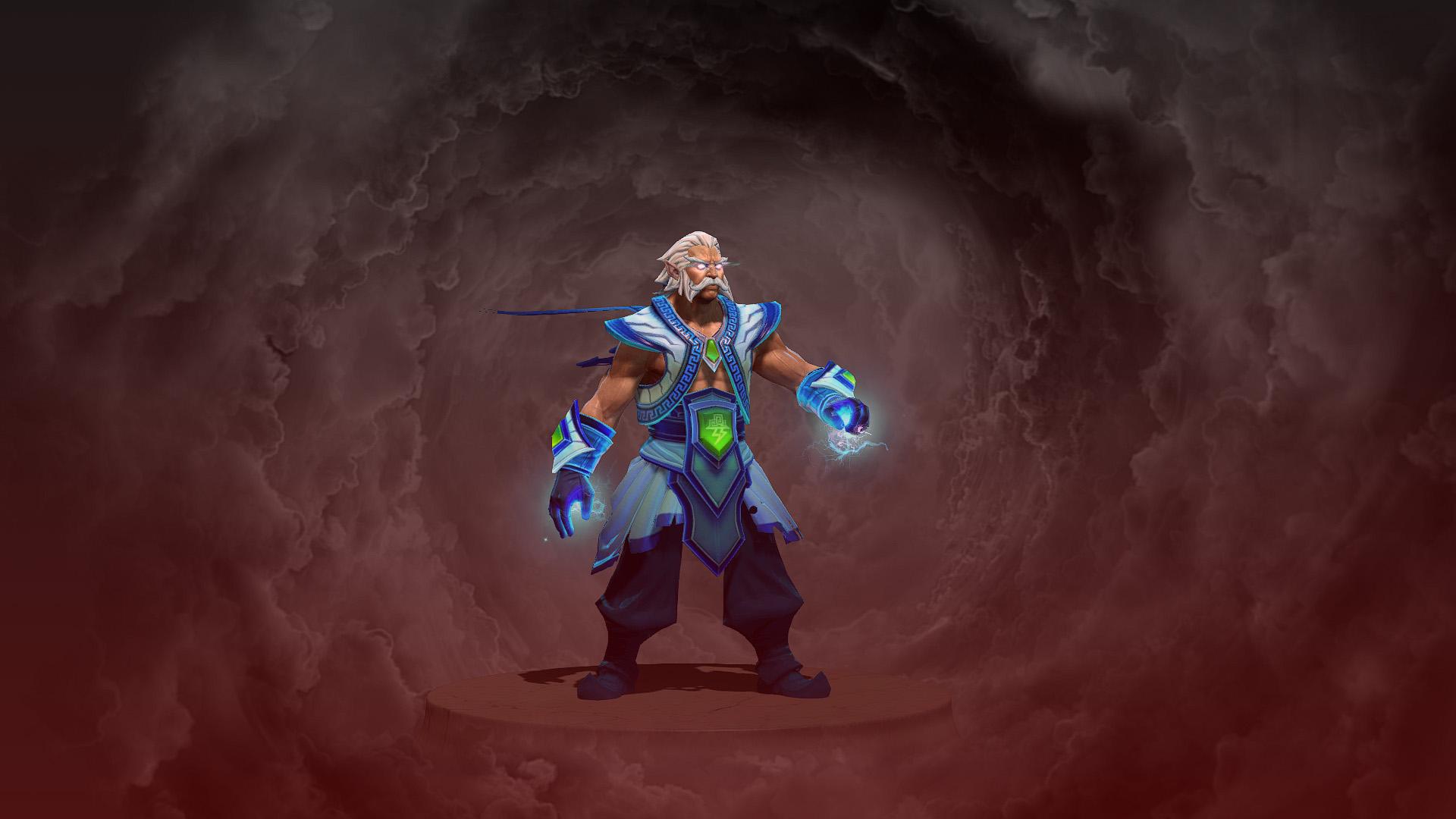 Zeus в Dota 2
