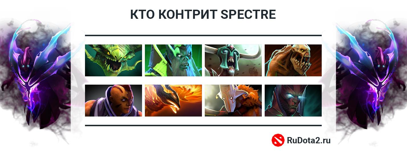 Кто контрит Спектру